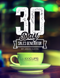 30 Day Sales Generator
